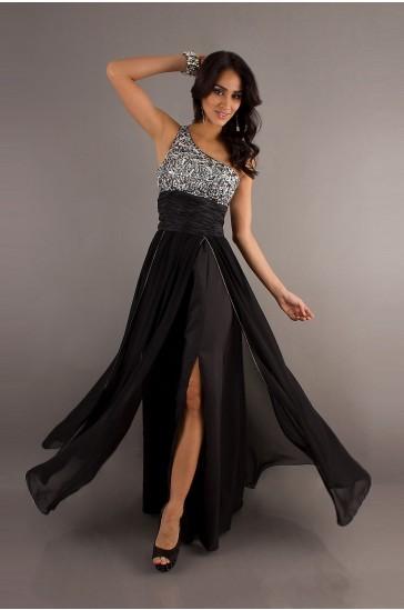 vestido formal barato