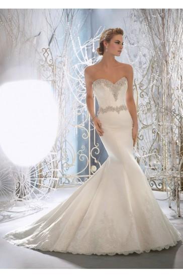 Navila abito sposa moderno sirena