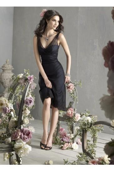 Vestito nero cerimonia su misura
