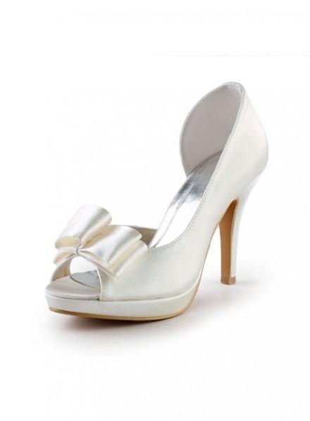 Scarpe da Sposa online economiche italia tacco alto vendita