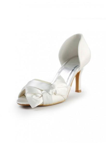 Scarpe da Sposa online economiche italia tacco basso vendita