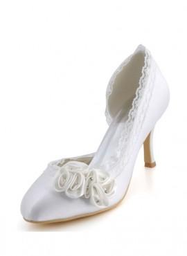 Scarpe da Sposa online economiche italia tacco basso