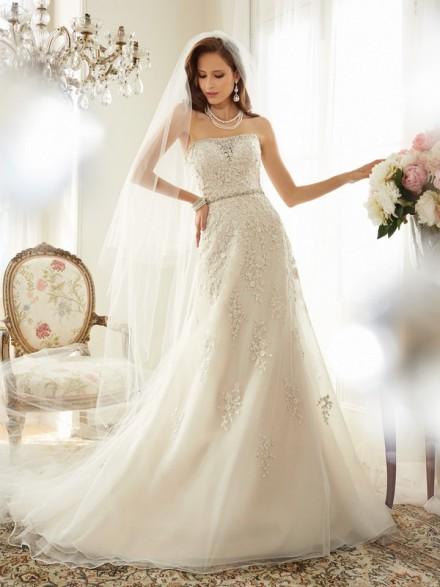 loretta abiti sposa nuova collezione 2016
